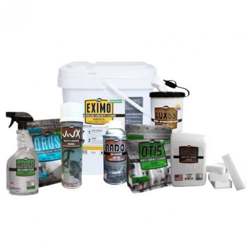 CAF Outdoor Cleaning Replenishment Kit