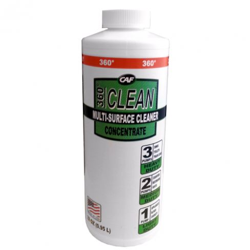 360° Clean™ Multi-Surface Cleaner Concentrate