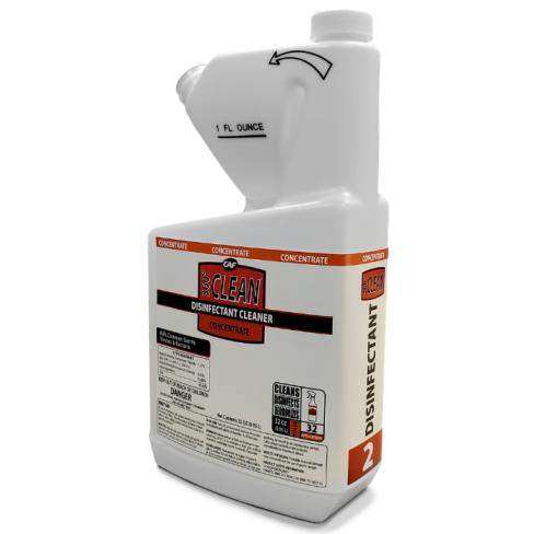 360° Clean® Disinfectant Cleaner Concentrate