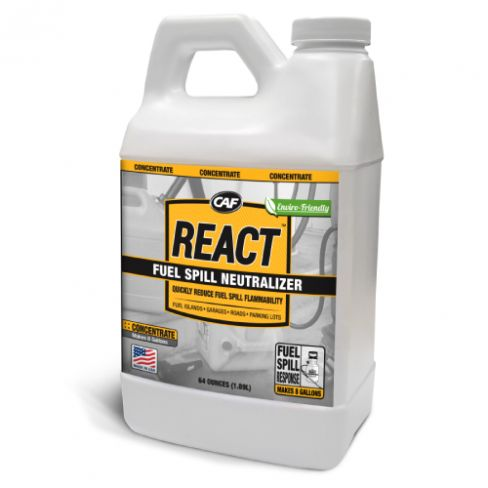 REACT Fuel Spill Neutralizer