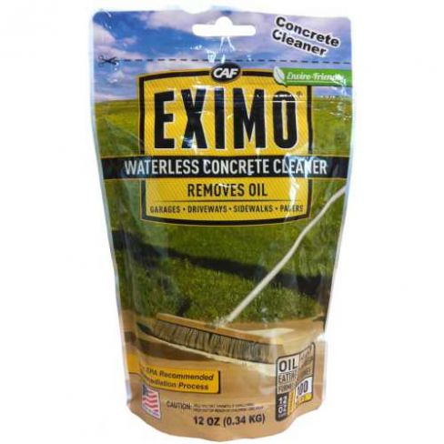 EXIMO® Waterless Concrete Cleaner 12OZ