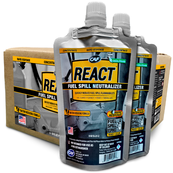 React Rapid response package