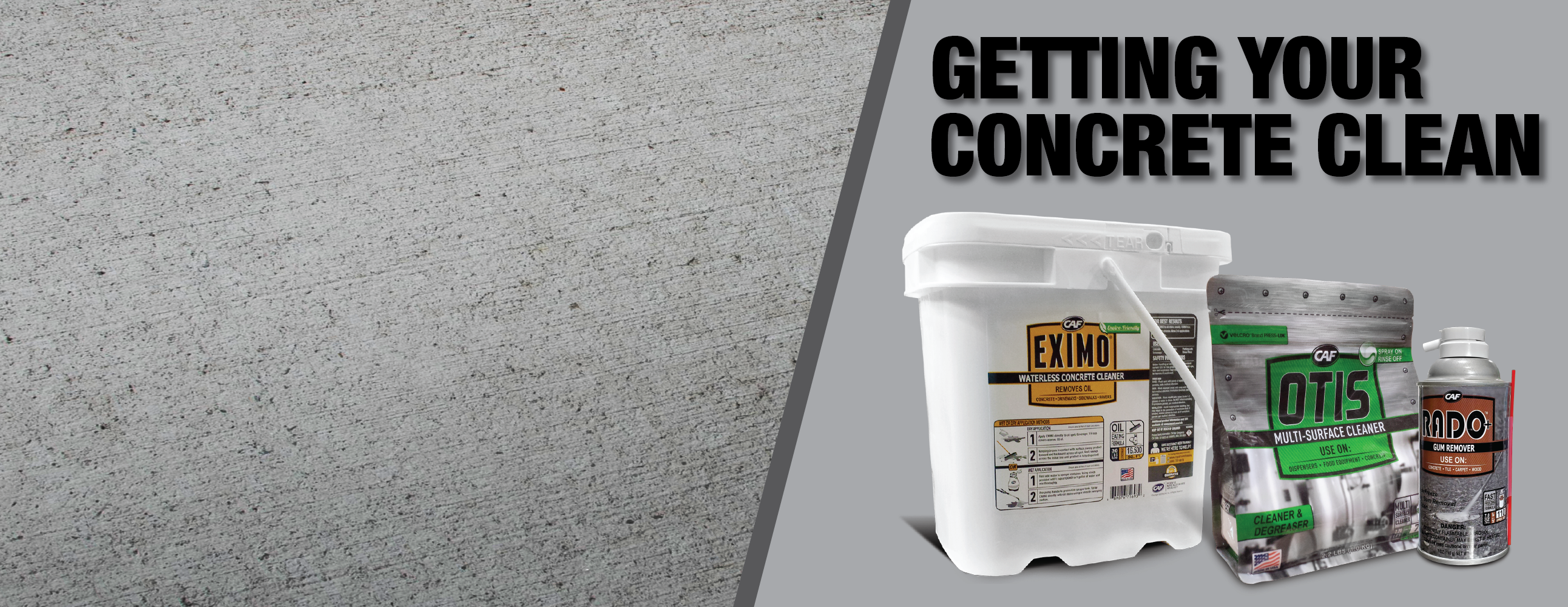 How to Remove Oil stains from Concrete