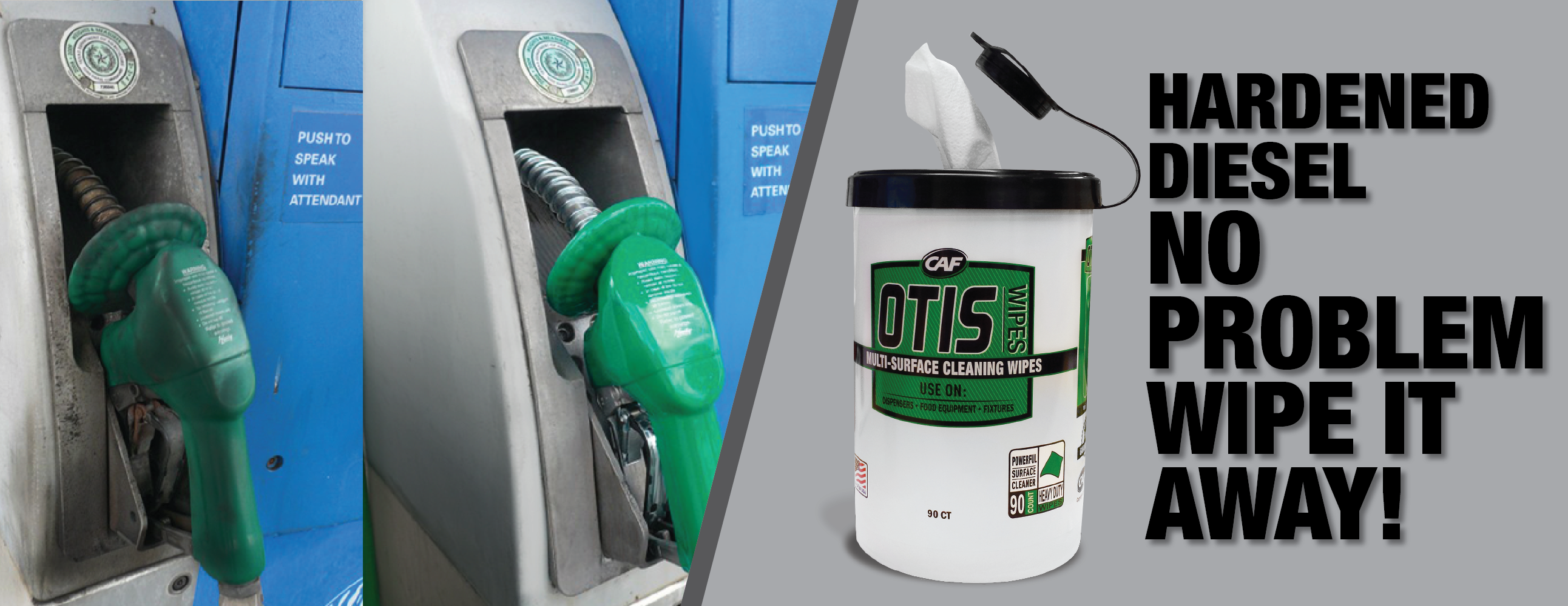 How to Clean Fuel Dispensers - EASY
