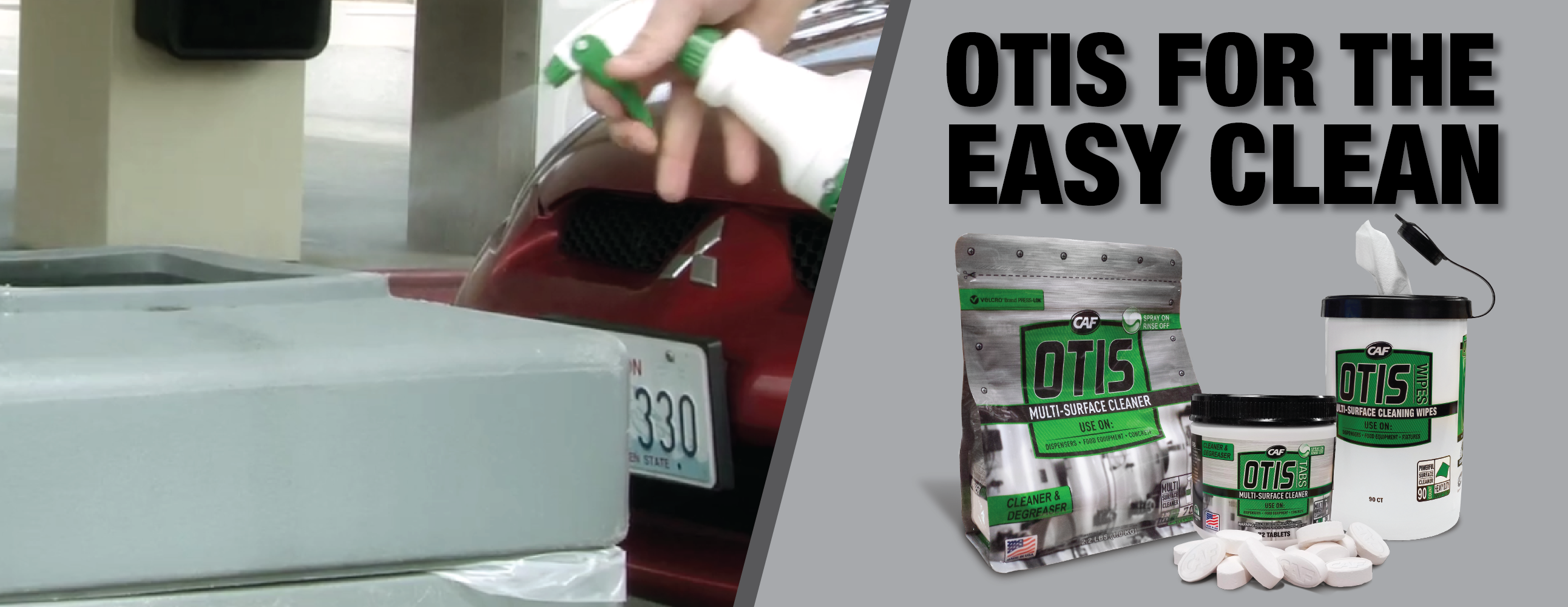 OTIS Surface Cleaner and Degreaser