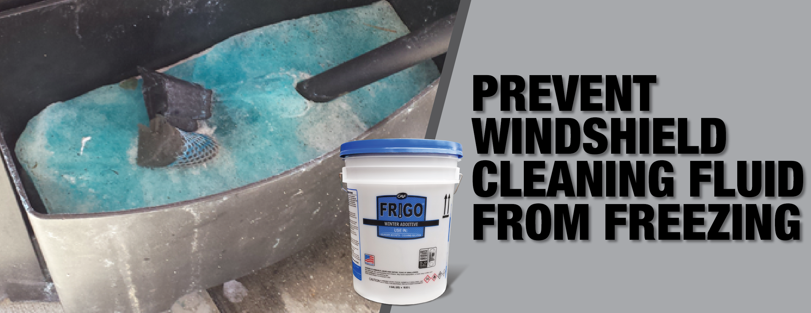 How to Prevent Wiper Fluid from Freezing
