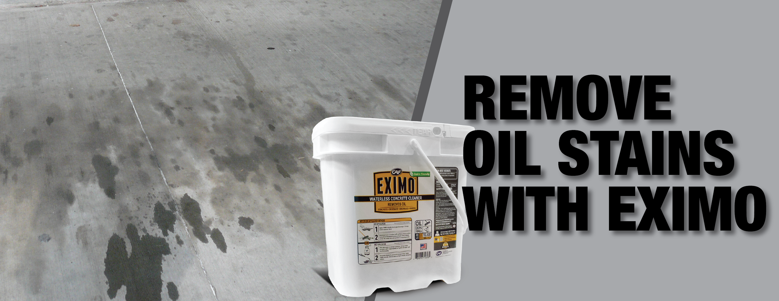 How to Remove Oil Stain from a Driveway