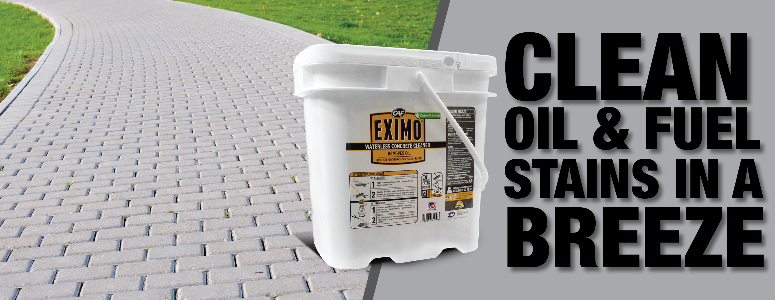 How to Remove Oil from Concrete Pavers