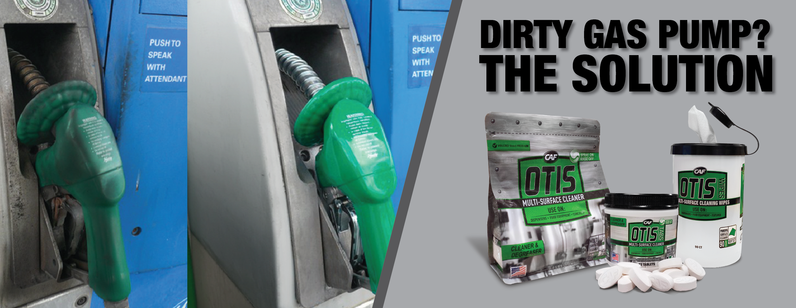 Are Your Dirty Gas Pumps Affecting Your Revenue?