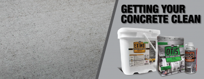 The Best Concrete Cleaner for Outdoor Areas