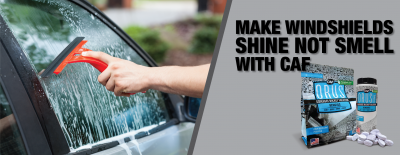 How to Avoid Stinky Windshield Cleaning Stations