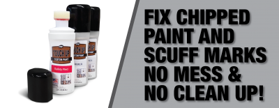 How to Easily Fix Chipped Paint