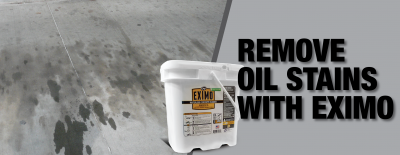 How to Remove Oil from a Concrete Patio