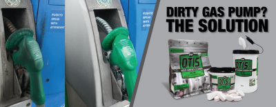 Never Deal with a Dirty Gas Pump Again
