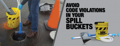 Easy Spill Bucket Cleanout: Reduce Risk and Apply Best Practices