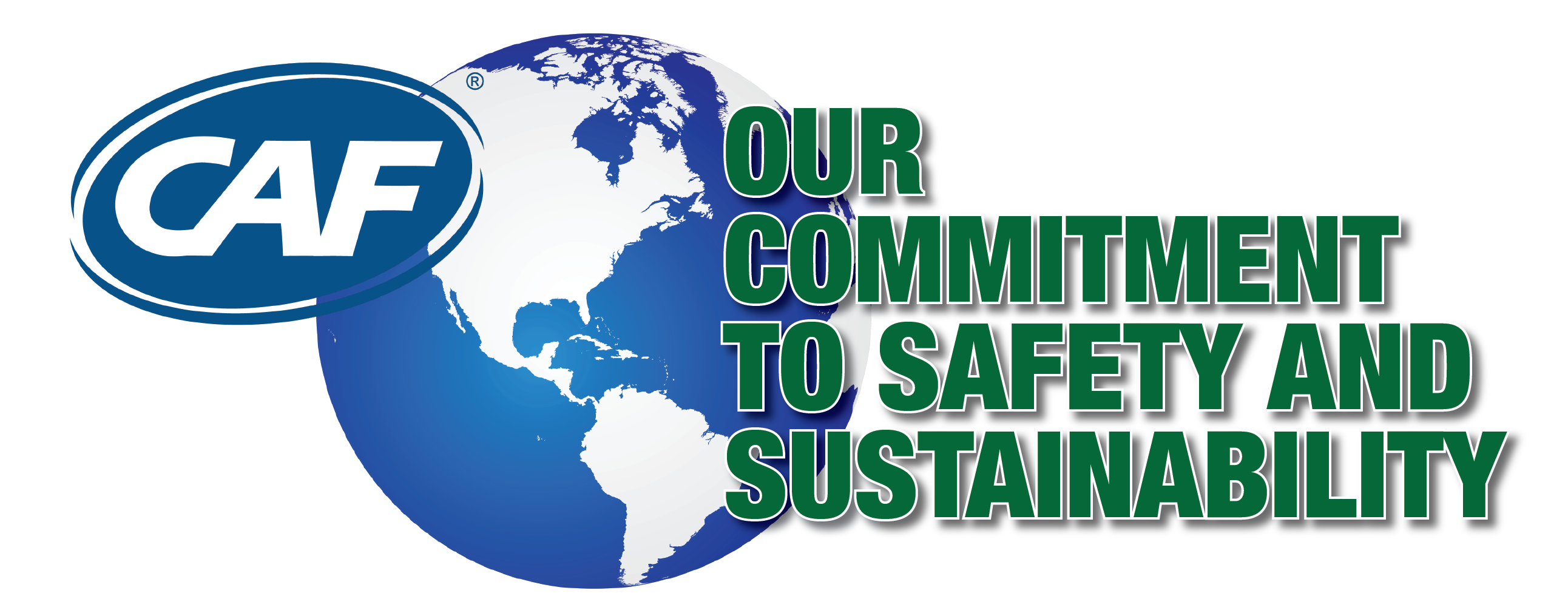 At CAF, sustainability isn't just a buzz word, it's how we do business.