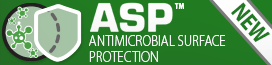 ASP Antimicrobial Surface Protection