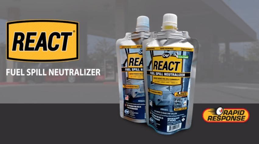 fuel spill neutralizer