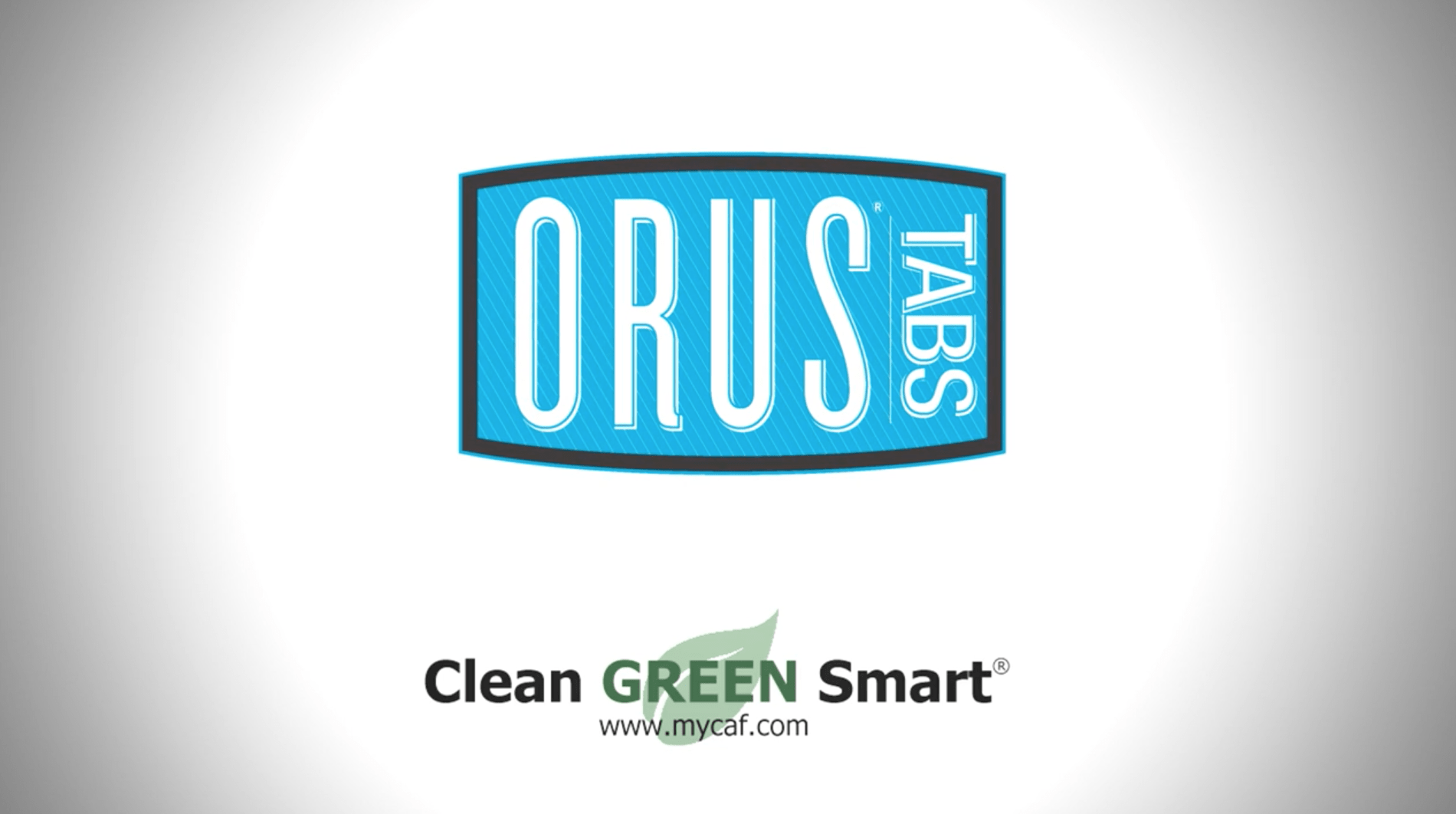 ORUS tabs video