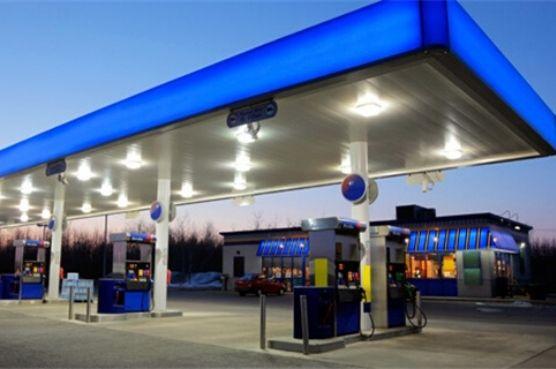 convenience store fuel asphalt