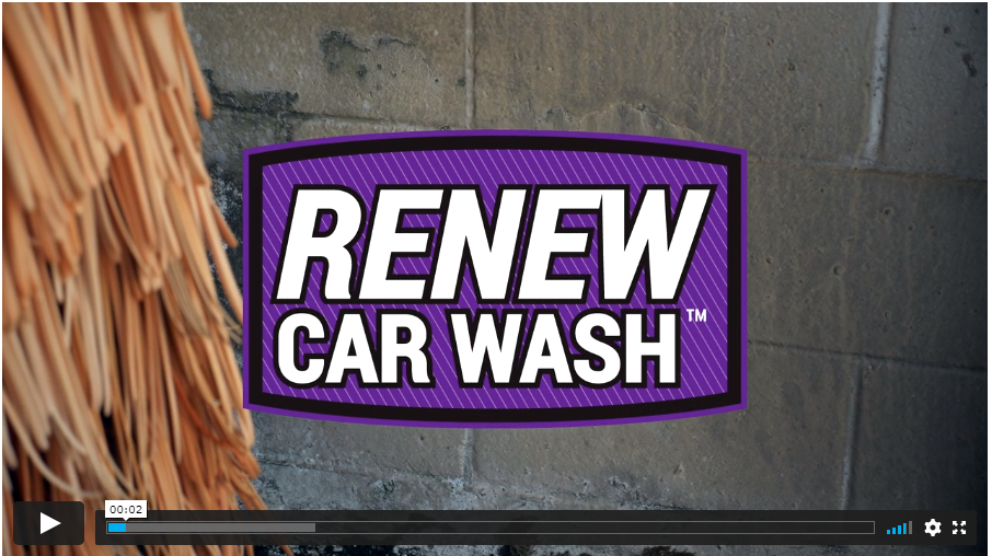 Renew Car Wash Tunnel Cleaner