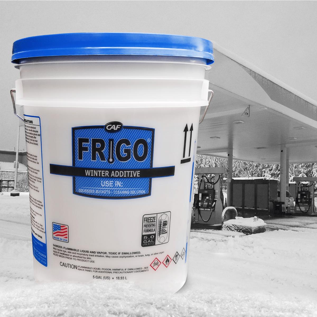 """""""FRIGO"""