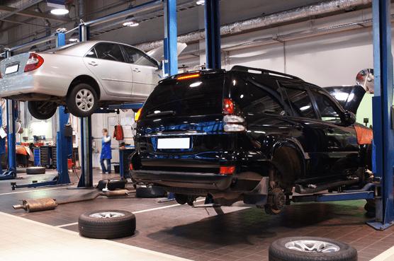 auto repair facilities