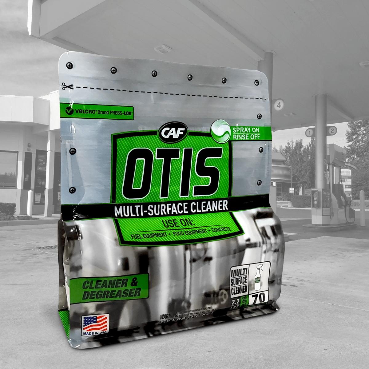 otis multisurface cleaner and degreaser