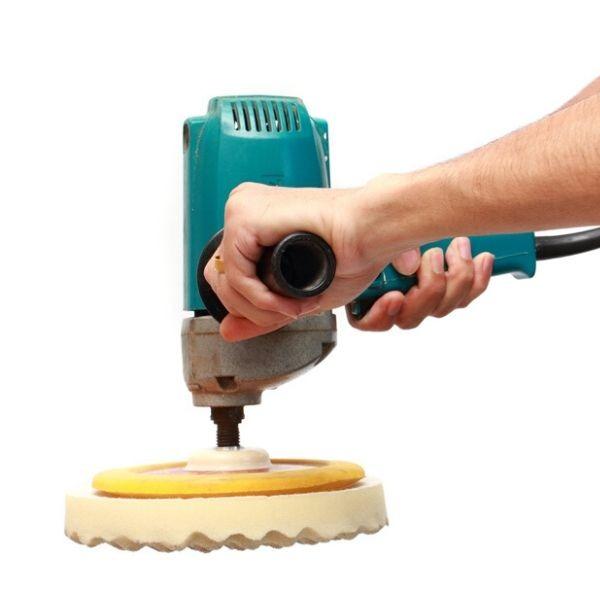 protero is easier than polishing