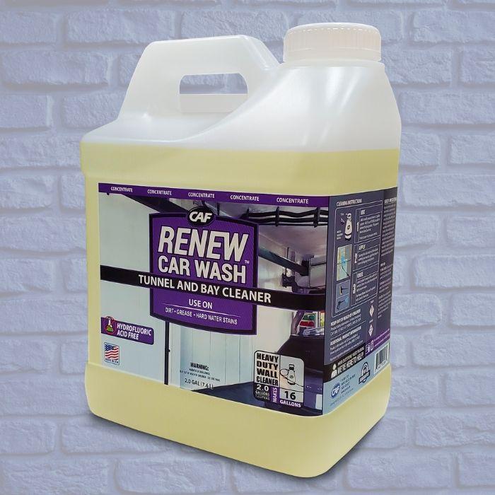 renew car wash cleaner