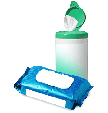 asp antimicrobial surface protection vs generic wipes