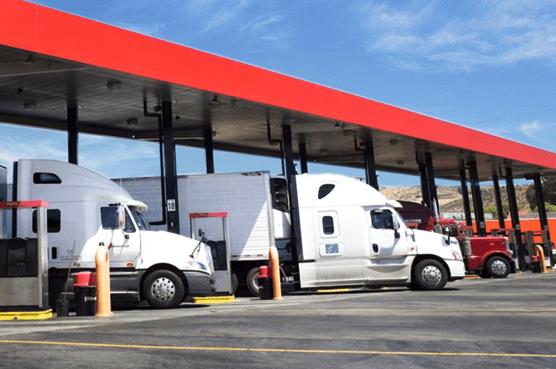 orus truck stop