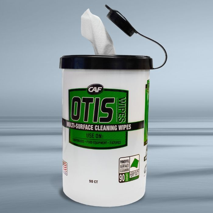 otis wipes multisurface cleaner and degreaser
