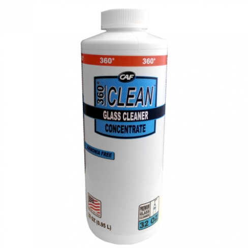 360° Clean™ Glass Cleaner Concentrate