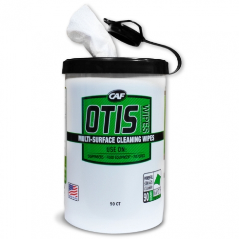 OTIS Multi-Surface Cleaning Wipes