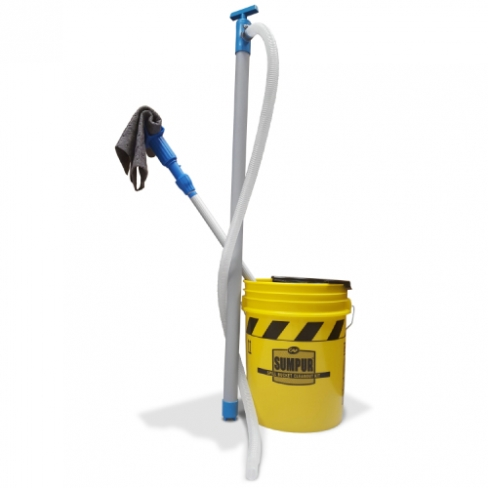 SUMPUR Spill Bucket Cleanout Kit