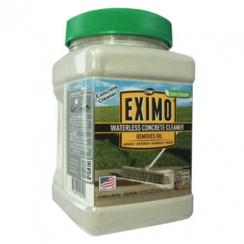 EXIMO® Waterless Concrete Cleaner 3 LBS