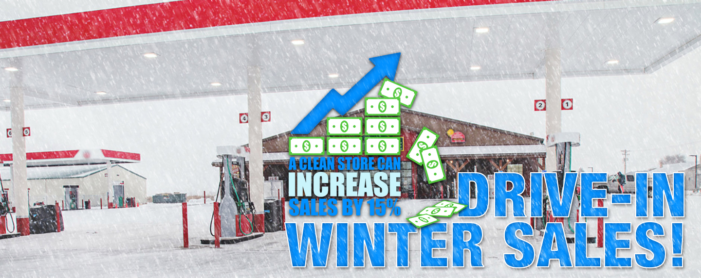 Drive-In Winter Sales!